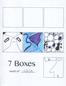 7 Boxes #1