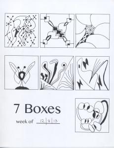 '7 Boxes #2'