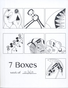 7 Boxes #3