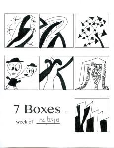 7 Boxes #4