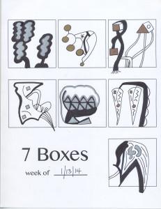 7 Boxes #7