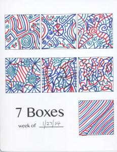 7 Boxes #9