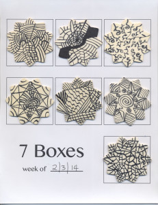 7 Boxes #10