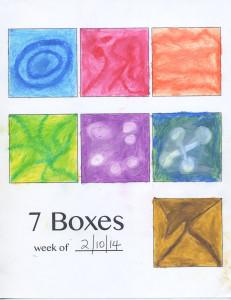 7 Boxes #11