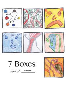 7 Boxes #12