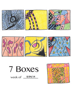 7 Boxes #13