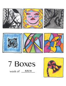 7 Boxes #14