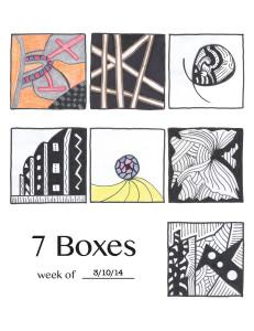 7 Boxes #15