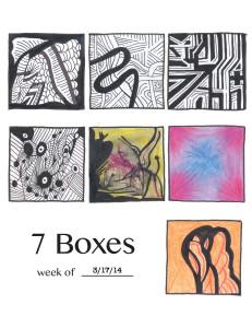 7 Boxes #16