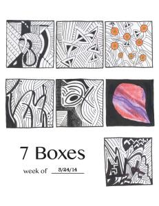 7 Boxes #17