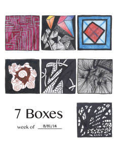 7 Boxes #18