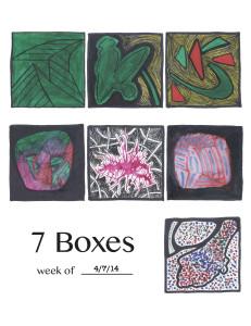 7 Boxes #19