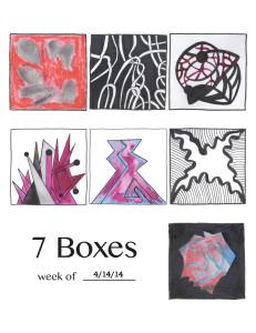 7 Boxes #20