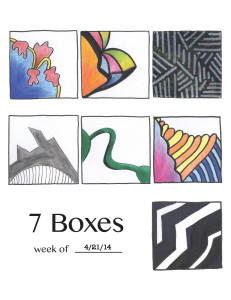 7 Boxes #21