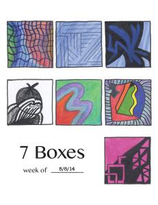 7 Boxes #23