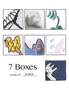 7 Boxes #24