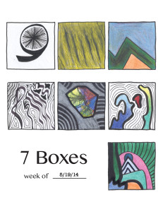 7 Boxes #25