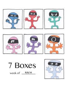7 Boxes #27