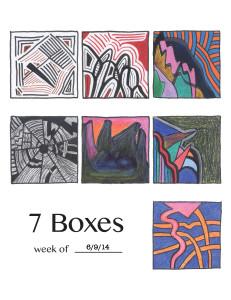 7 Boxes #28