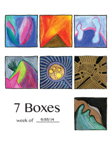 7 Boxes #30