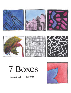 7 Boxes #31