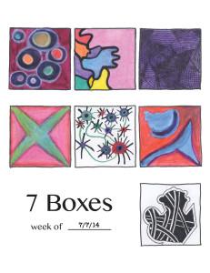 7 Boxes #32
