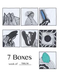 7 Boxes #34