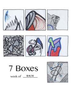 7 Boxes #36