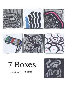 7 Boxes #38