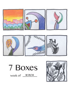 7 Boxes #42