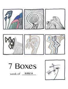 7 Boxes #44