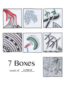 7 Boxes #45