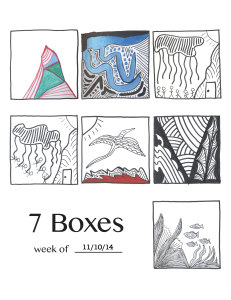 7 Boxes #46