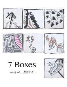 7 Boxes #48