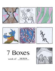 7 Boxes #50